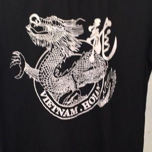Other - Vietnam Hoian T-shirt, Black, XL
